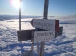 på vei fra høgevarde til gråfjell